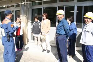 2014静心園総合防災訓練2