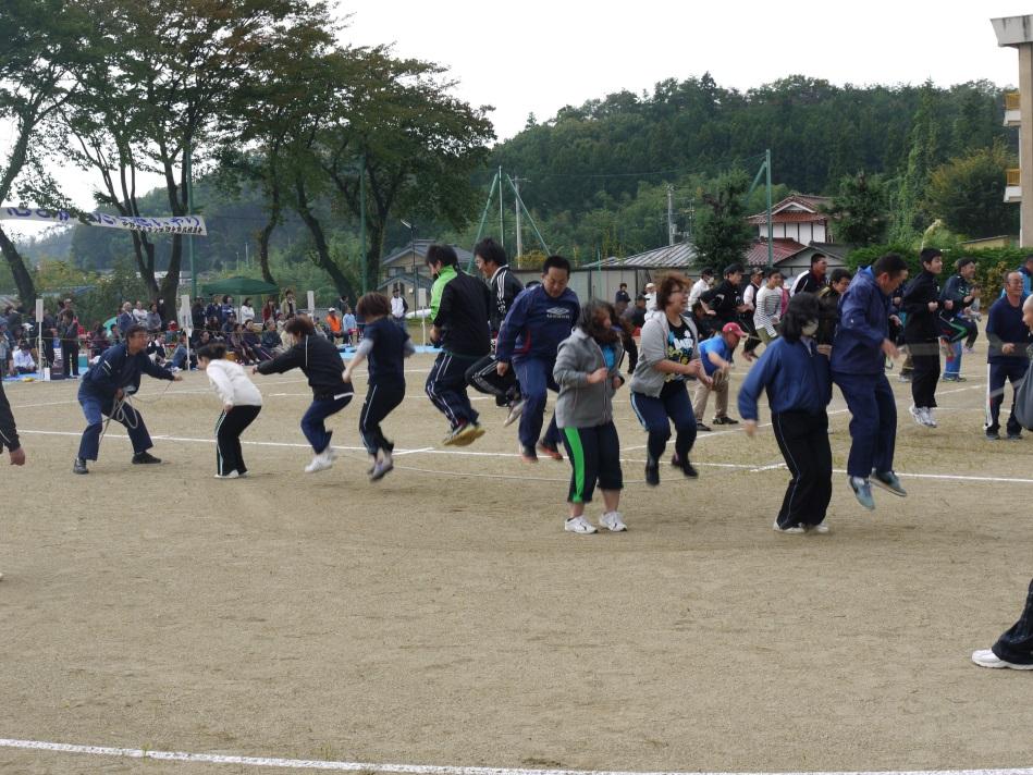 中野運動会2